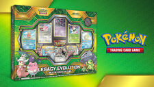 Legacy Evolution Pin Collection Pokemon TCG sun and moon new booster box pack