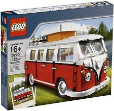 LEGO 10220 CAMPER VOLKSWAGEN T1 VAN CARAVELLE SPECIALE COLLEZIONISTI NUOVO