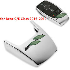 Alloy Remote Smart Key Shell Half Case For Mercedes Benz AMG C E Class 2016-2018