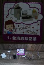 Miniature Re ment Orcara Store Canteen Caca Food Set 1 full