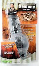 Flextone Thunder Series Spit-N-Drum Turkey Call FG-TURK-00086 Flex It Tech NEW