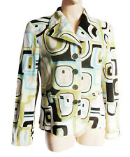 ORIGINAL SIXTIES Vintage long sleeved CORDEROY jackets  NEON COLOURS UK size 14