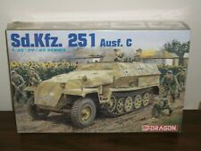 Dragon 1/35 Scale Sd.Kfz. 251 Ausf. C- Factory Sealed