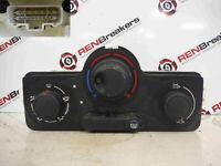 Renault Modus 2004-2008 Heater Controls Heat Dials NON Aircon