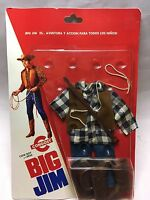 BIG JIM - COW BOY 8860 - CONGOST - NEW  *SEALED**