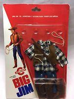 BIG JIM - COW BOY 8860 - CONGOST - NEW  *SEALED**