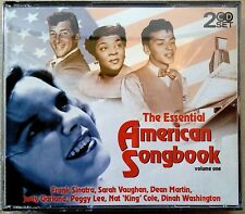 The Essential American Songbook [2CD BOX SET] Peggy Lee/Judy Garland/Dean Martin