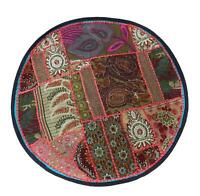 wall hanging tapestry  Decorative Patchwork Round Cushion Cover Floor Throw CO62
