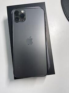 Apple iPhone 11 Pro Max - 256GB - Space Grey (Unlocked) A2218 (CDMA + GSM)