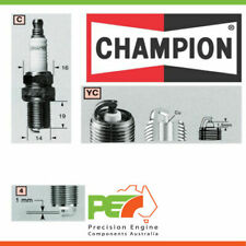 4X New *Champion* Ignition Spark Plug For. Toyota Echo Ncp10 1.3L 2Nz-Fe.