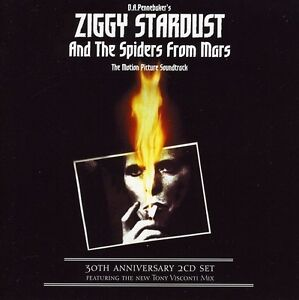 David Bowie - Ziggy Stardust & the Spiders from Mars [New CD] Portugal - Import