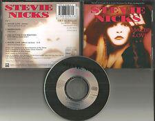 Fleetwood mac STEVIE NICKS Maybe Love REMIX & UNRELEASE CD Single 1994 USA seler