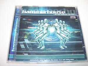 Hammerhouse - The Best Hardhouse Club Trackz * ARCADE HOLLAND 2 CD 2001 *