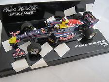 Minichamps Racing Renault RB7 S.Vettel Weltmeister 2011, 1:43, TOP !