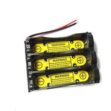 1 x 3S1P 11.1V 18650 Holder Case Battery w/ Li-ion PCM Protection Circuit Module