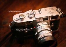[Premium]Soft Release Shutter Button for Leica M3 M2 M4 M6 X100 X-Pro1 XE-1 XE-2
