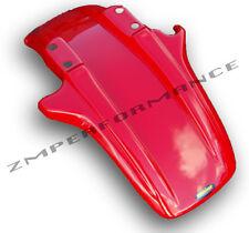 NEW HONDA ATC250R 85 - 86 PLASTIC ***FIGHTING RED*** FRONT FENDER