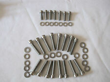 BMW R1200GS, Adventure, R1200RT, , front engine stainless screw set  . TORX