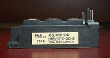 Fuji Power Module A50L-0001-0342,  A50L00010342, 2MBI200TC-060-01 ***NEW!!***