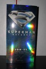 Hot Toys Superman Returns Jor-El Marlon Brando MMS 49 1/6 SIXTH SCALE FIGURE