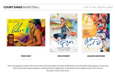 2018-19 PANINI COURT KINGS BASKETBALL LIVE HOBBY RANDOM PLAYER 1 BOX BREAK