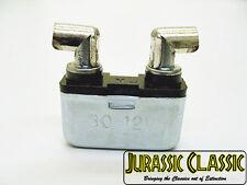 55-85 Olds Pontiac 30A AGC 12 Volt Resettable Circuit Breaker Fits Fuse Box NOS