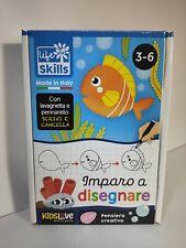 Lisciani life skills cards giochi educativi kids love