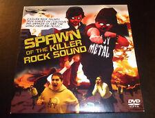 "New! ""SPAWN OF THE KILLER ROCK SOUND"" Music Videos (Promo DVD Sampler 2004) OOP"