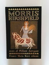 Morris Hirshfield testo di William Saroyan Franco Maria Ricci editore 1975