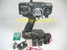 Futaba 2-Ch AM Radio Controller MEGATECH JUNIOR T2PHKA re  R/C Car Boat Buggy