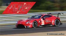 Decals Aston Martin Vantage GTE Le Mans 2020 90 1:32 1:43 1:24 1:18 slot calcas