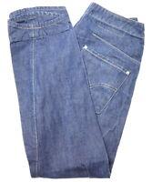 LEVI'S Womens Jeans W28 L30 Blue Cotton Straight