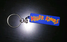 KEYCHAIN - Killer Klowns From Outer Space - HORROR - hang pull tag ring zipper