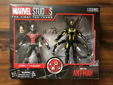 MARVEL STUDIOS THE FIRST TEN YEARS LEGENDS SERIES ANT-MAN YELLOWJACKET