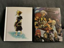 Kingdom Hearts HD 2.5 ReMIX Steelbook SEALED + artbook. ***MINT*** Free shipping