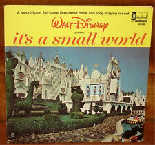IT'S A SMALL WORLD - LP - 1964 NEW YORK WORLD'S FAIR