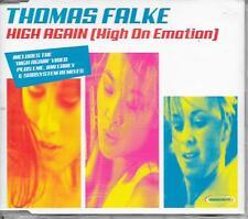 THOMAS FALKE -High again (High on emotion) CDM 5TR Enh House 2005 Chris de Burgh