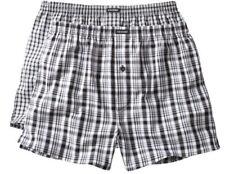 Ropa interior boxeres gris para hombre con pack