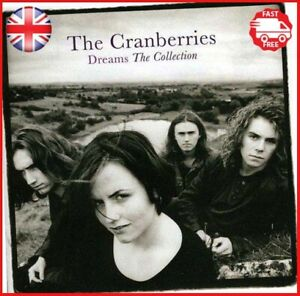 The Cranberries Dreams The Collection 20 Greatest Song Hits 1 Disc Audio Cd