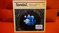 SONDA 2 MUZYKA Z PROGRAMU TV SONOTON VINYL LP LIMITED 250 BLUE COPIES