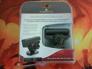 Caméra PLAYSTATION Eye PLAYSTATION 3 PS3