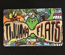 TIJUANA FLATS MEXICAN RESTAURANT GRAFFITI GIFT CARD