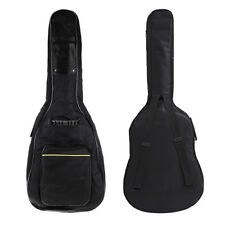 Funda de Guitarra Universal Acolchada para Guitarra Acústica y Clásica - Negra