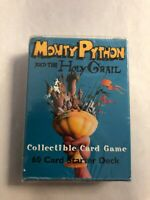 Monty Python and the Holy Grail Collectible 60 Card Starter Deck Game (Sealed)