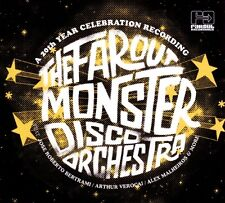 The Farout Monster Disco Orchestra / MONSTER ORCHESTRA / (1 CD) / NEUF
