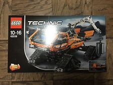 New LEGO Technic Arctic Truck (42038)