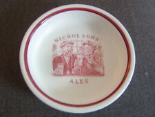 More details for nicholsons ales :  vintage ashtray 1950's