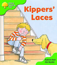 Oxford Reading Tree: Stage 2: More Storybooks: Kipper's Laces: pack B-ExLibrary