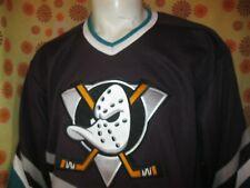 Ancien MAILLOT CCM HOCKEY SUR GLACE THE MIGHTY DUCKS ANAHEIM NHL TL Ice Hockey