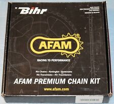 "kit chaîne ""Gold"" AFAM 16x47 110 maillons BMW F650 ST 1994/2000 neuf"
